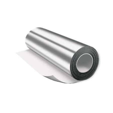 Купить Фольга алюминиевая 100мк 0,9х10м