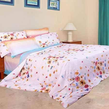 Купить Комплект постельного белья Dream Time 1,5 сп, сатин люкс, 2312yh1110-1