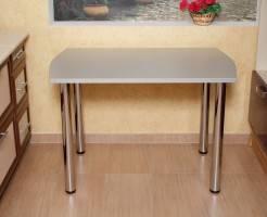 Как собрать кухонный стол