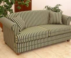Как поменять обивку на диване