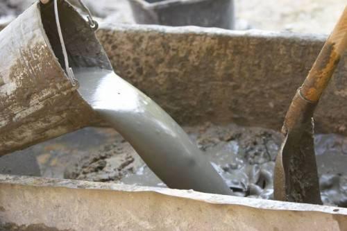 Как сделать бетонную смесь