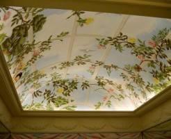 Виды полотна натяжных потолков