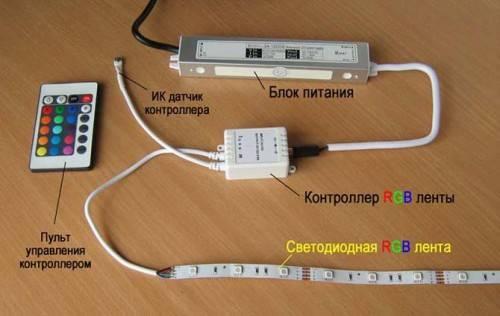 Как установить светодиодную лампу
