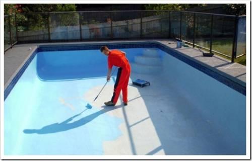 Лучший способ гидроизоляции стационарных бассейнов