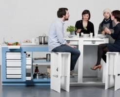 Как сделать мини-кухню в офисе