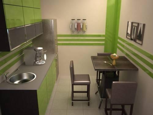 Мини-кухня в офисе