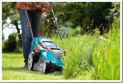 Почему триммер практичнее газонокосилки?