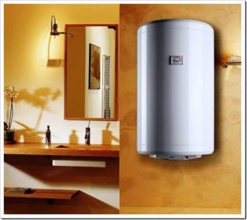 Использование проточного водонагревателя