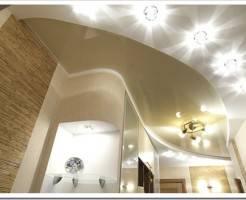 Как установить потолочный светильник?