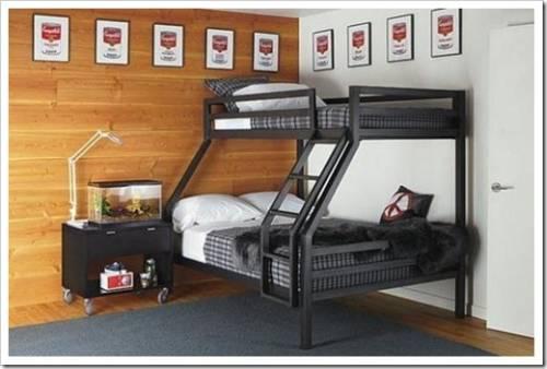 Рекомендации в отношении выбора двухъярусной кровати