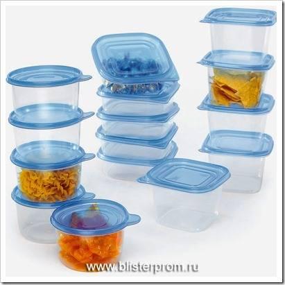 Что использовать для чистки контейнера из пластика?