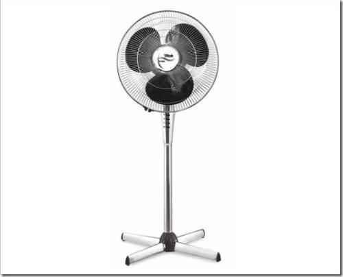 Мощность вентилятора