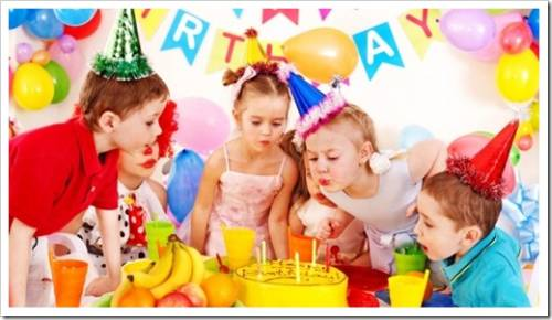 Кого пригласить на детский праздник?