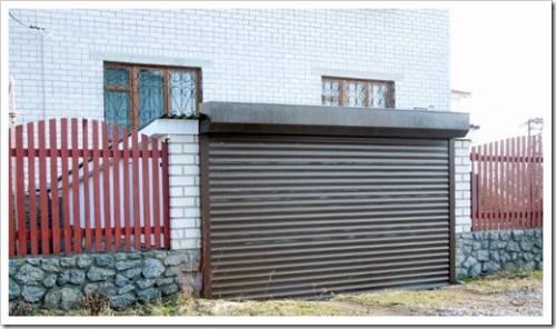 Почему ролллетные ворота стоит устанавливать?