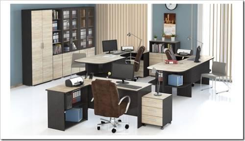 Личное пространство для каждого работника
