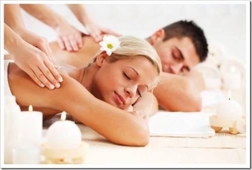 Что такое стоун-массаж?