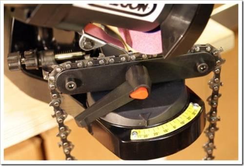 Инструменты, которые используются для заточки