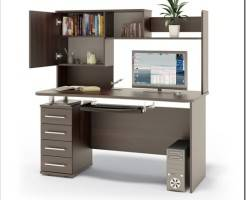 Как сделать компьютерный стол?