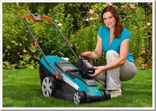 На что обращать внимание во время выбора газонокосилки?