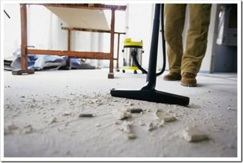 Применение промышленных пылесосов