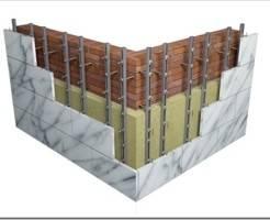 Как сделать вентилируемый фасад?