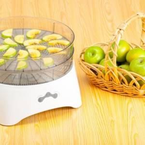 Как сушить фрукты в электросушилке