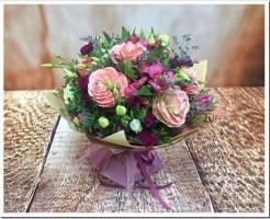 Как заказать букет цветов с доставкой?