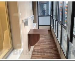 Как сделать внутреннюю отделку балкона?