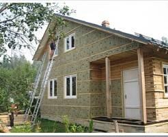 Какой утеплитель лучше для деревянного дома?