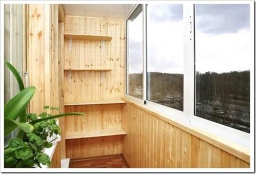 Как сделать балкон своими руками фото