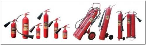 Углекислотные огнетушители: преимущества