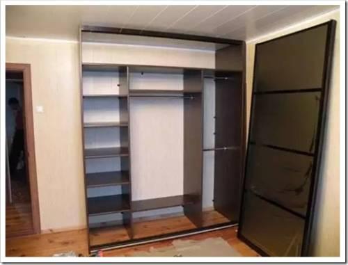 Материалы, которые могут быть использованы для создания шкафа