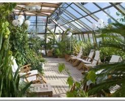 Что такое зимний сад?