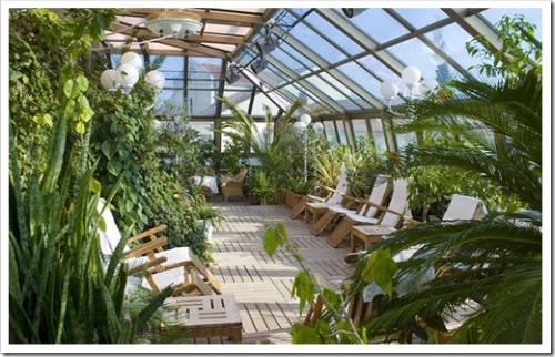 Выбираем помещение для зимнего сада