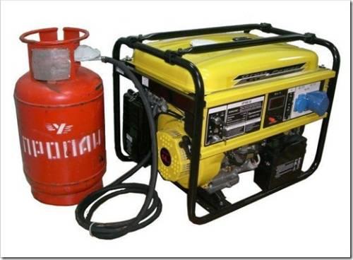 Особенности выбора и использования газовых генераторов