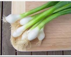 В чем польза зеленого лука?