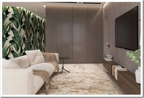 Распределяем зоны в гостиной