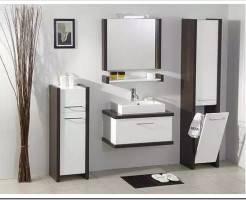Как расположить мебель в ванной комнате?