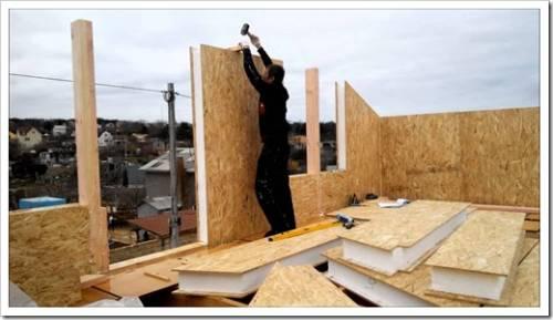 Преимущества и недостатки домов из панелей