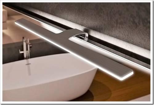 Источник света в осветительном приборе