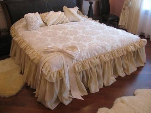 Как сшить покрывало на кровать
