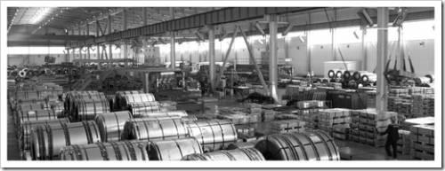 Применение различных сплавов для производства металлопроката
