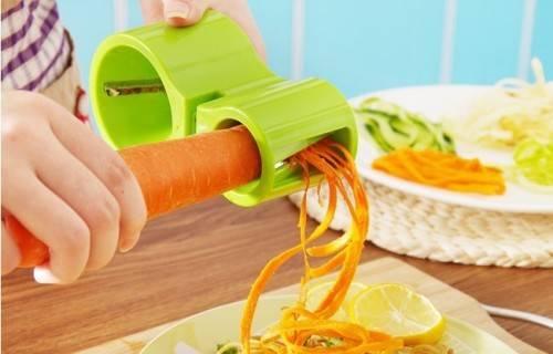 Как пользоваться овощерезкой