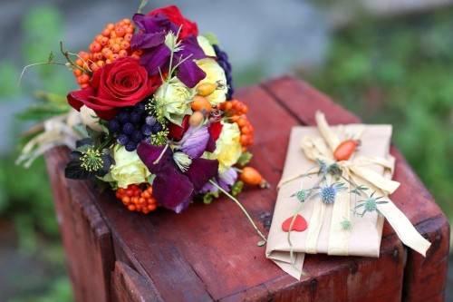 Как заказать букет цветов в другой город