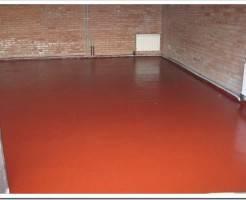 Чем покрыть пол в гараже?