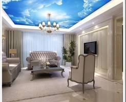 Чем хороши натяжные потолки?