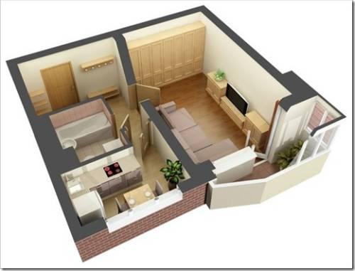 Элитные однокомнатные квартиры: недвижимость не для каждого