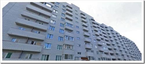 История покупаемой квартиры