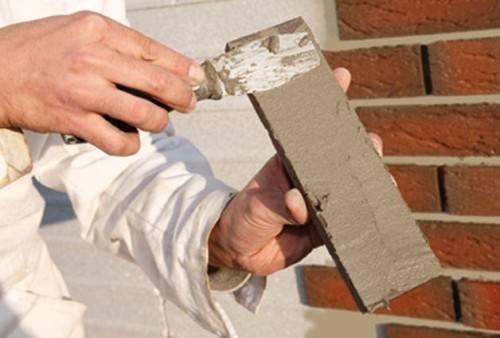 Как положить клинкерную плитку на стену