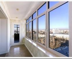 Какой стеклопакет ставить на балкон?